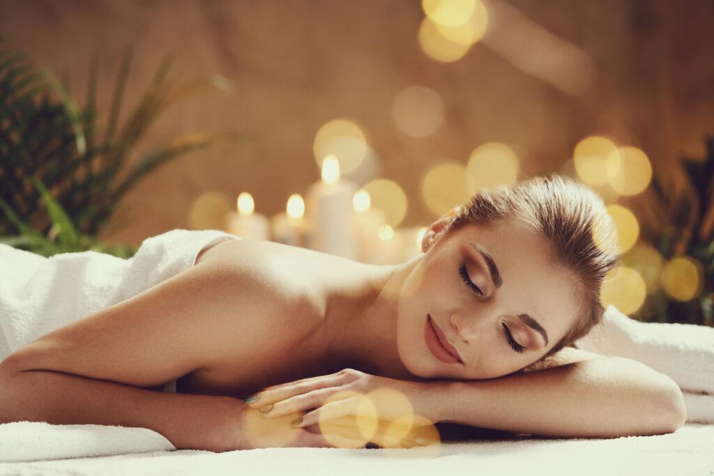 Relaks w spa prezent urodzinowy dla kobiety.