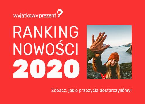 Nasz baner ranking nowości 2020